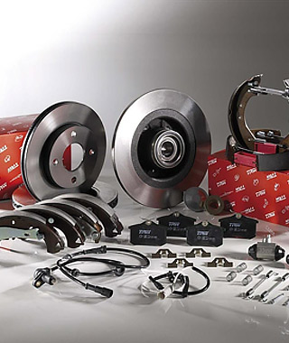Car spare parts and equipment wholesale